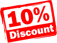 10% discount on essay writing services